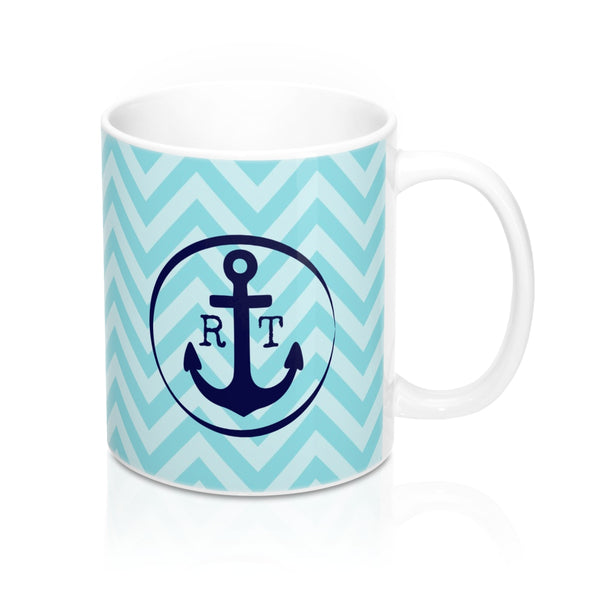Chevron Rebel Mug ⚓