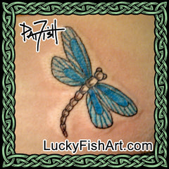 Bug Tattoo Designs