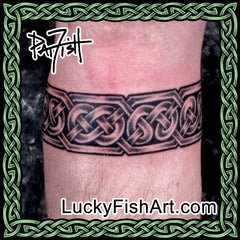 Celtic Band Tattoos