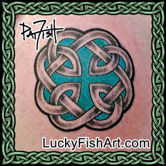 Celtic Family Tattoos