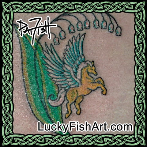 Other Mythical Creature Tattoos