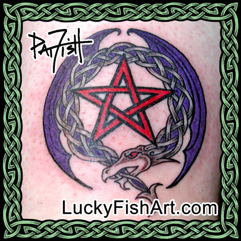 Pagan Tattoo Designs