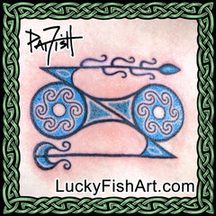 Pictish Tattoos