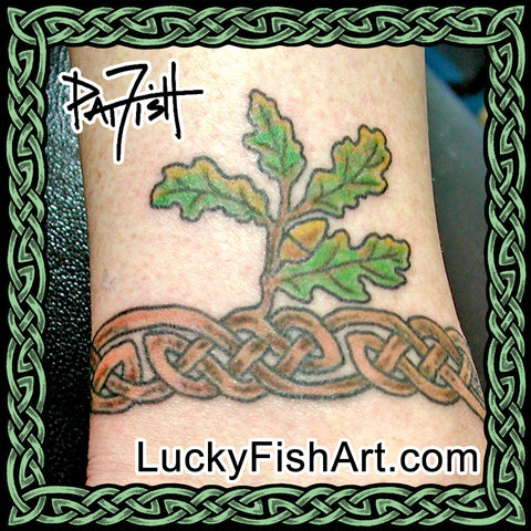 Plant & Tree Tattoos