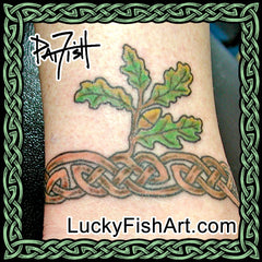 Plant and Tree Tattoo Designs