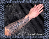 Canine Bracer Celtic Dogs Tattoo