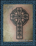 Scottish Kings Cross Celtic Tattoo Design