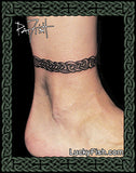 Oracle Band Celtic Tattoo Design