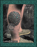 Serenity Knot Celtic Tattoo Design 5