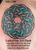 Life Source Celtic Tattoo Design
