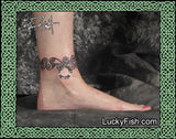Iron Age La Tene Band Celtic Tattoo Design 2