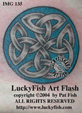 Duleek Knot Celtic Tattoo Design 1