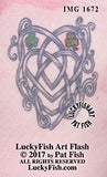 Celtic Motherhood Growing Heart Tattoo Design