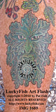 Woodwose Man Pagan Tattoo Design 1