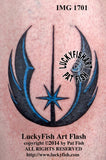 Jedi Order Tattoo Design