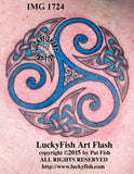 Cycle of Change Celtic Tattoo Design 1