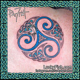 Cycle of Change Celtic Tattoo Design 3