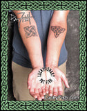Two Magick Celtic Tattoo Designs