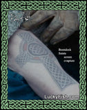 Boondock Saints Film Celtic Cross Tattoo Design