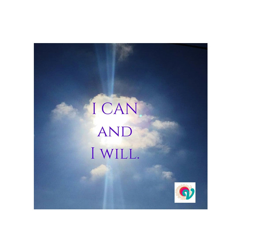I can and I WILL!