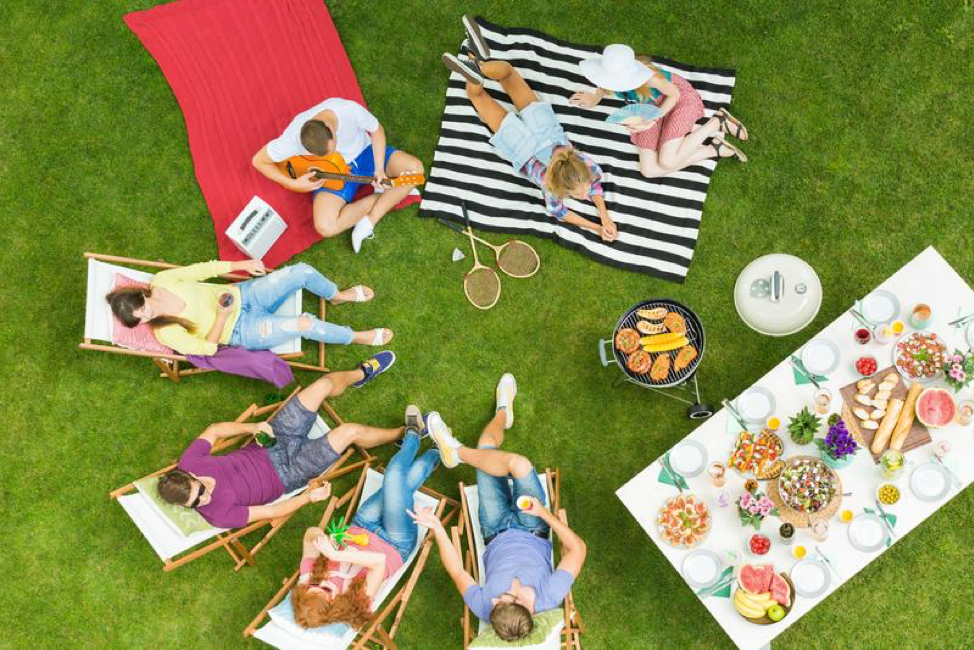 4 Cheap or Free Things to Do at Your Next Summer Party