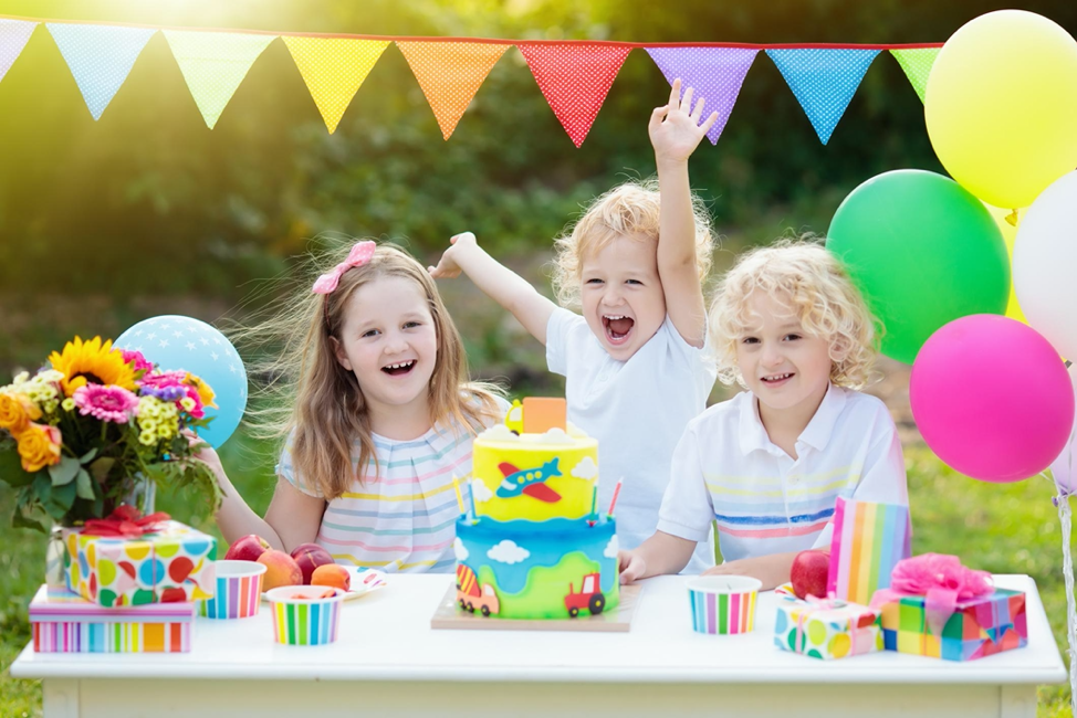 How to Plan the Perfect Birthday Party for Your Active Child
