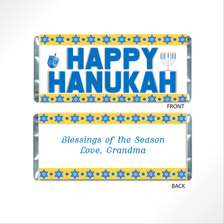 Hanukah Wrappers