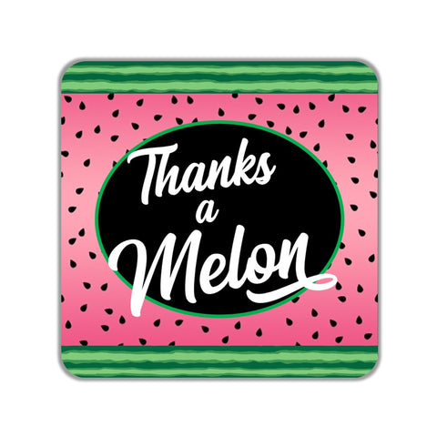 Watermelon Favor Stickers OR Tags - Cathy's Creations - www.candywrappershop.com
