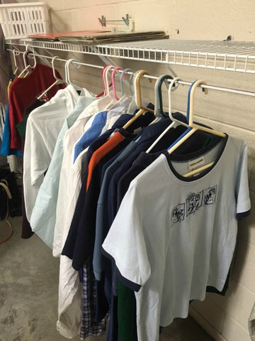 Agua Fria Food & Clothing Bank Men's Shirts