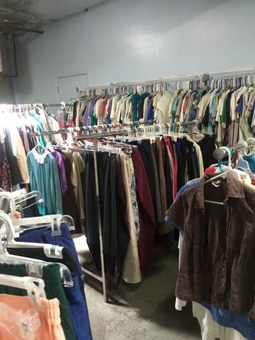Agua Fria Clothing Bank