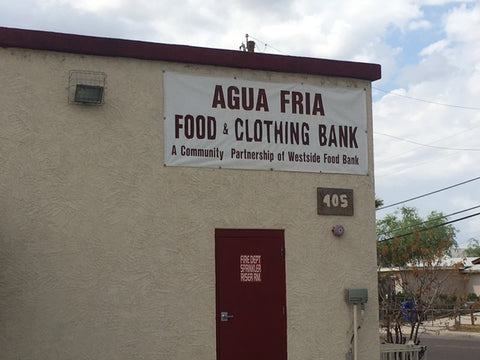 Agua Fria Food & Clothing Bank