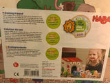 New Sealed in Box - HABA Large Play Set Zooing Around