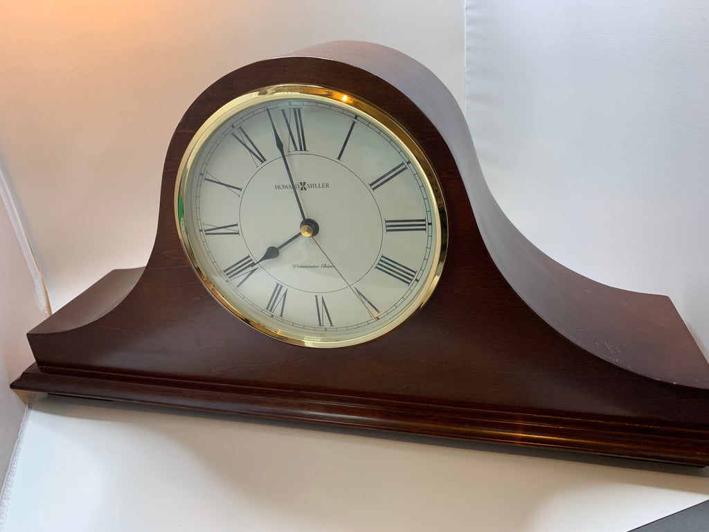 Christopher Mantel Clock by Howard Miller