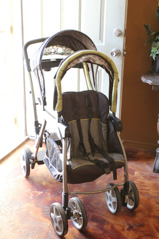 Graco Stand & Ride Stroller
