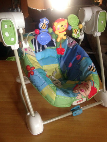 Fisher Price Infant Swing and Seat
