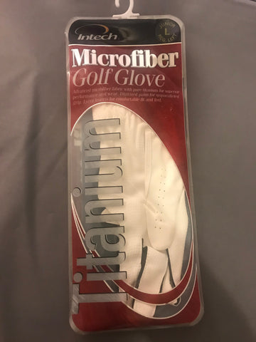 New - Junior Intech Microfiber Golf Glove