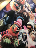The Muppet Show Full Cast Poster