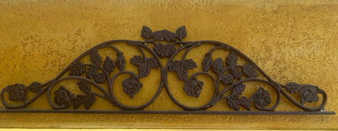 Iron/Metal Decorative Wall Decor
