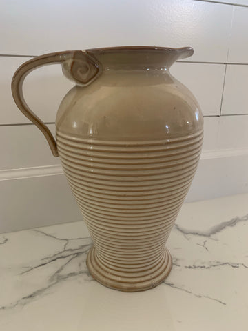Decorative high quality pitcher