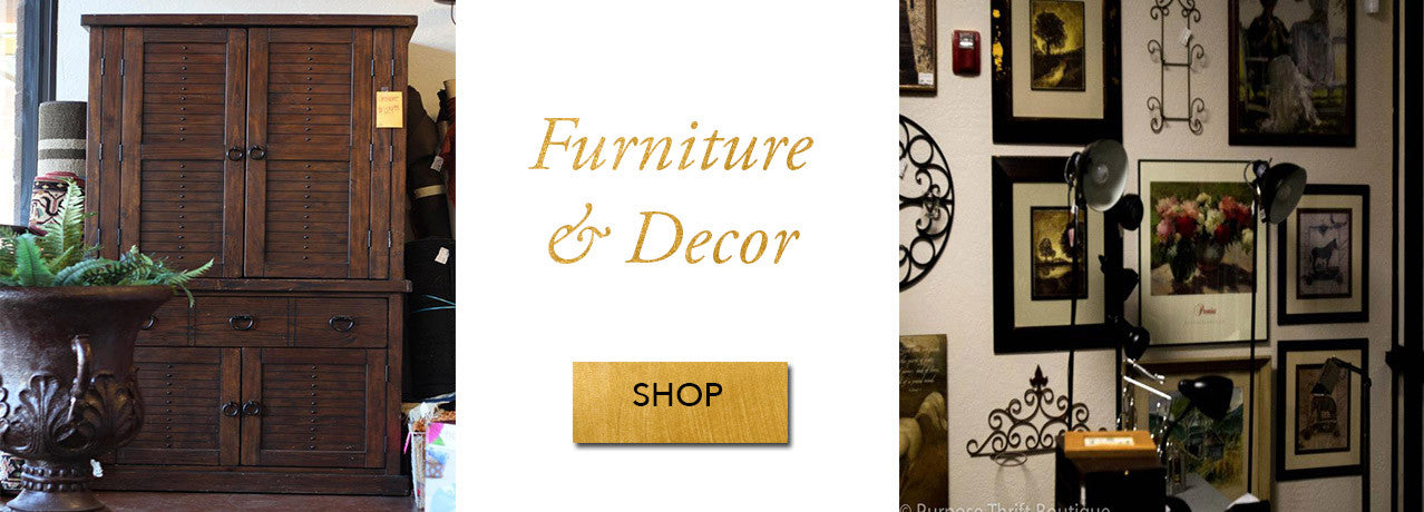 Furniture and Decor