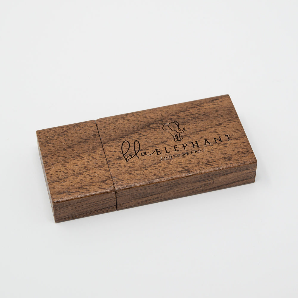 Walnut USB Flash Drive 3.0