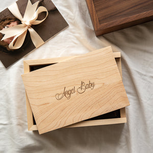 Maple Photo Box