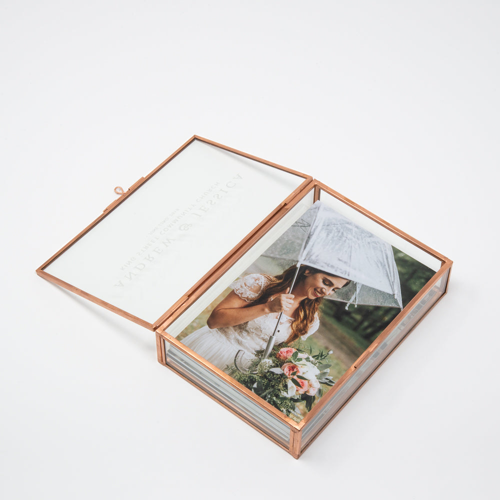 Glass Photo Box (Available in August)