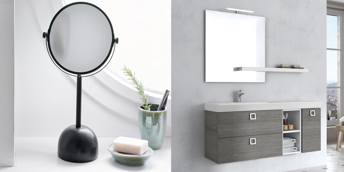 Designer Bathroom Mirrors Agm Homer Store