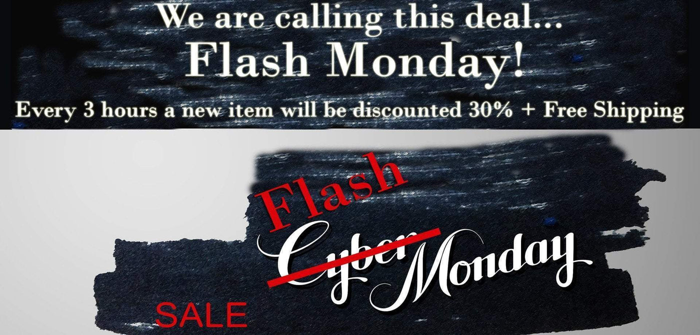 Flash Monday Sale