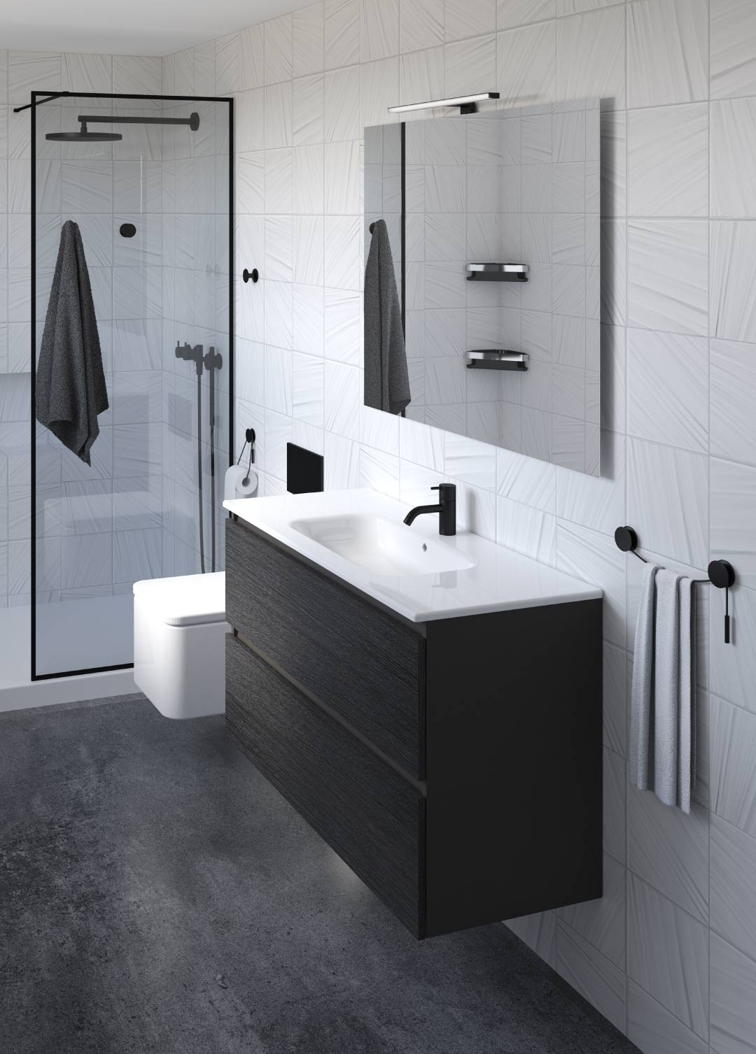 Bathroom Vanities And Cabinets Do They Need To Match