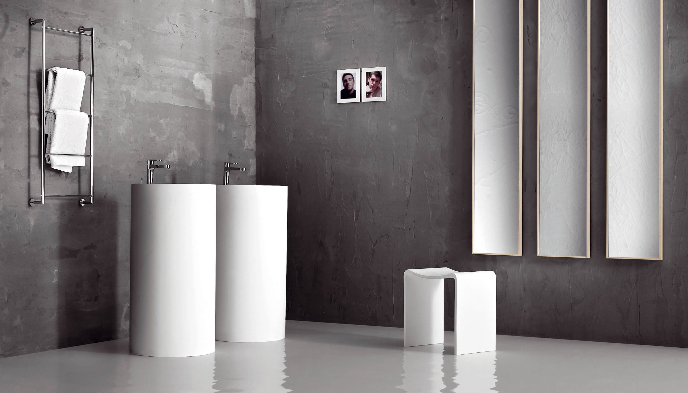 Shop All Bathroom Stools and Benches