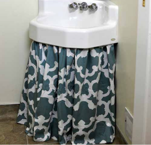 Hiding Trashcans in the Bathroom | AGM Home Store