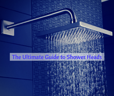 The Ultimate Guide to Shower Heads | AGM Home Store