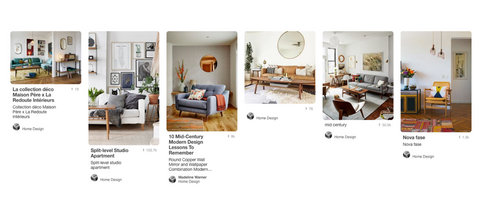 How to Use Pinterest as an Interior Designer | AGM Home Store